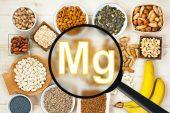 Magnezyum Eksikliği Nedir? Magnezyum İçeren Besinler