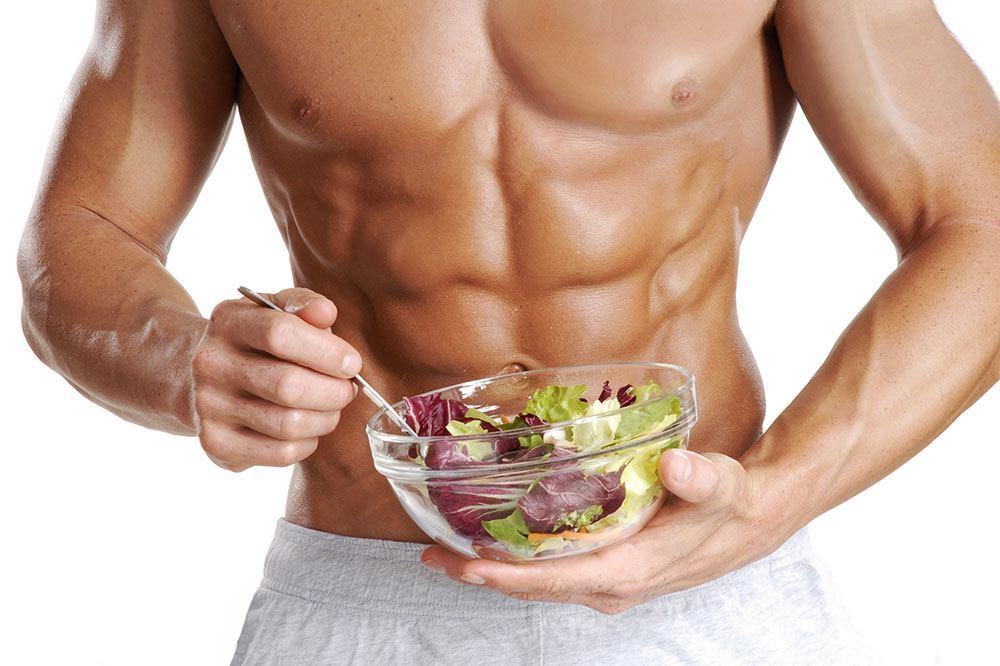 erkekler için beslenme