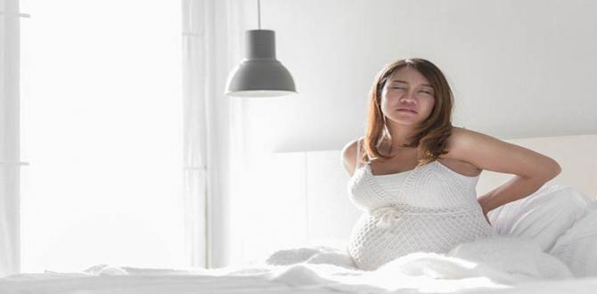 Hamileliğin En Güzel Günleri Bel Ağrısı Yüzünden Kabus Olmasın