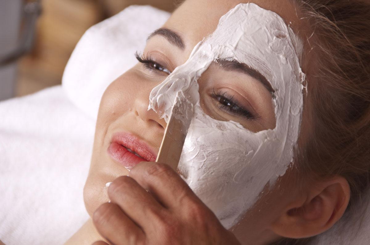 karbonat cilt maskesi