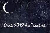 Ay Takvimi Ocak 2018   Sağlık ve Güzellik