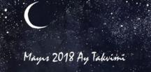Ay Takvimi Mayıs 2018   Sağlık ve Güzellik